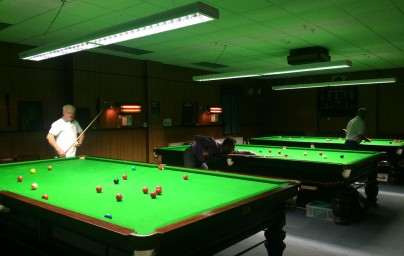 Competitive Snooker