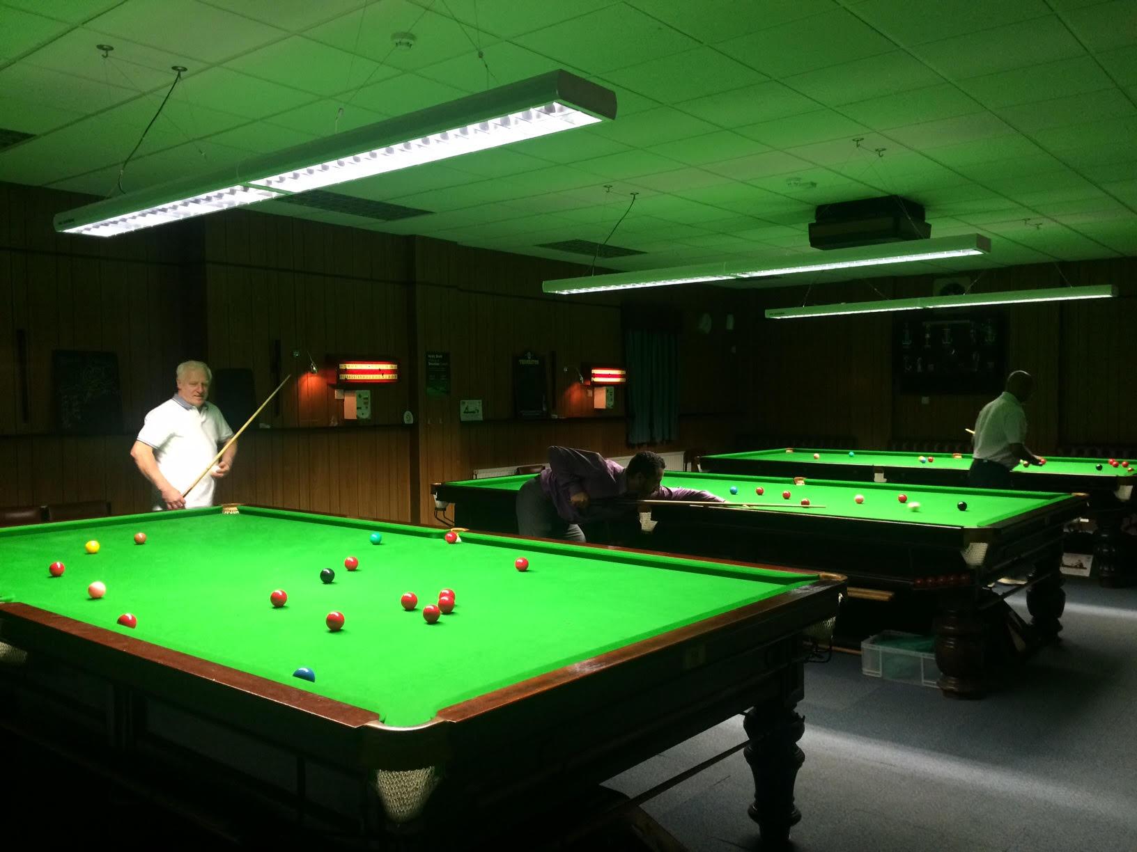 Snooker in Solihull